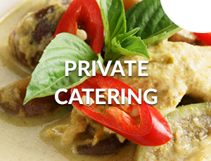 Back's Deli private catering