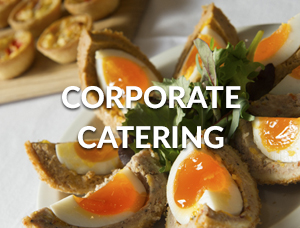 Back's Deli corporate catering
